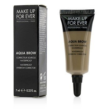 Make Up For Ever Aqua Brow Waterproof Eyebrow Corrector - # 10 (Light Blond)