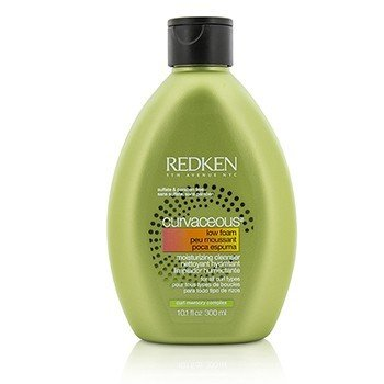 Redken Curvaceous Low Foam Moisturizing Cleanser (For All Curls Types)