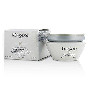 Specifique Masque Hydra-Apaisant Renewing Cream Gel Treatment (Scalp and Hair)