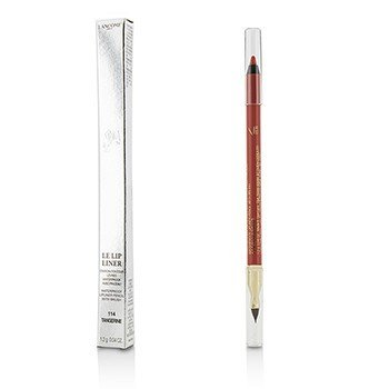 Lancome Le Lip Liner Waterproof Lip Pencil With Brush - #114 Tangerine
