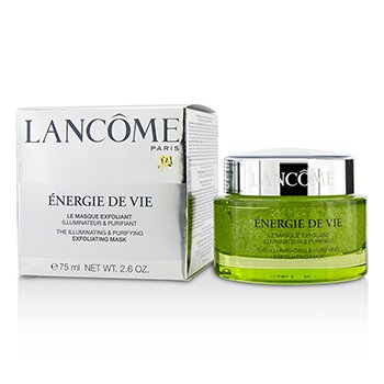 Energie De Vie The Illuminating & Purifying Exfoliating Mask - All Skin Types, Even Sensitive