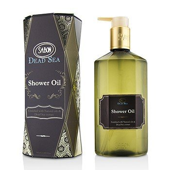 Sabon Dead Sea Shower Oil 988402