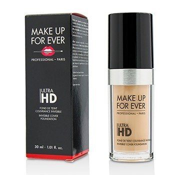 Ultra HD Invisible Cover Foundation - # R230 (Ivory)
