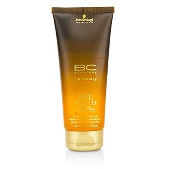 Schwarzkopf BC Bonacure Oil Miracle Argan Oil Oil-In-Shampoo (For Normal to Thick Hair)
