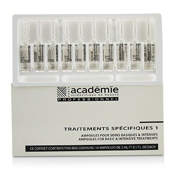 Academie Specific Treatments 1 Ampoules Integral Cells Extracts - Salon Product