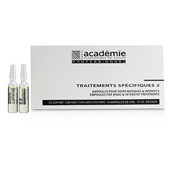 Academie Specific Treatments 2 Ampoules Omega 3-6-9 - Salon Product
