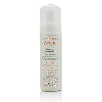 Cleansing Foam - For Normal to Combination Sensitive Skin