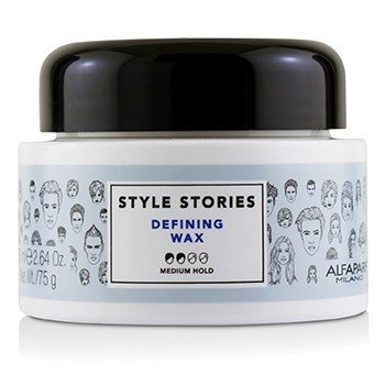 AlfaParf Style Stories Defining Wax (Medium Hold)