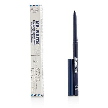 TheBalm Mr. Write Long Lasting Eyeliner Pencil - # Compliments (Blue)