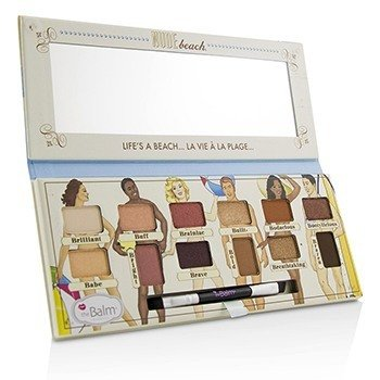 TheBalm Nude Beach Vol. 3 Nude Eyeshadow Palette