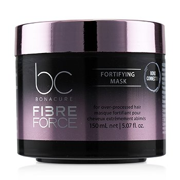 Schwarzkopf BC Bonacure Fibre Force Fortifying Mask (For Over-Processed Hair)