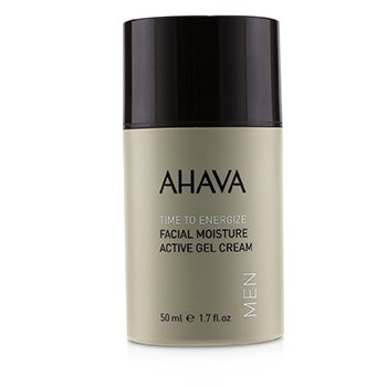 Ahava Time To Energize Facial Moisture Active Gel Cream
