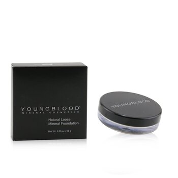 Youngblood Natural Loose Mineral Foundation - Soft Beige (Box Slightly Damaged)
