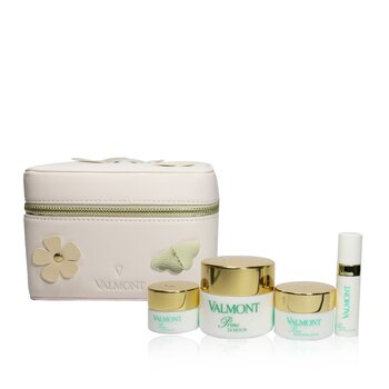 Valmont Prime 24 Hour Loves You Set : Prime Renewing Pack 15ml+Prime B-Cellular 5ml+Prime Contour 5ml+Prime 24 Hour 30ml