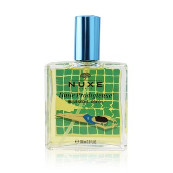 Nuxe Huile Prodigieuse Dry Oil - Penninghen Limited Edition (Blue)