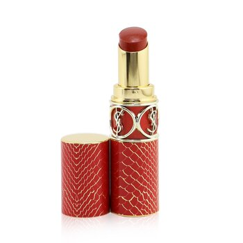 Yves Saint Laurent Rouge Volupte Shine (Wild Edition) - # 120 Take My Red Away