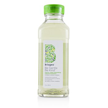 Briogeo Be Gentle Be Kind Matcha + Apple Replenishing Superfood Shampoo